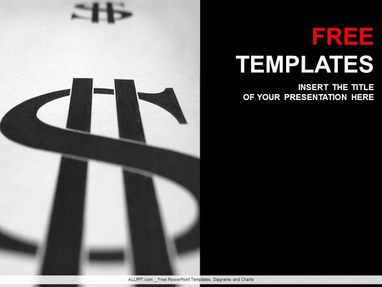 Dollar money powerpoint templates design download free daily dollar money powerpoint templates design toneelgroepblik Choice Image