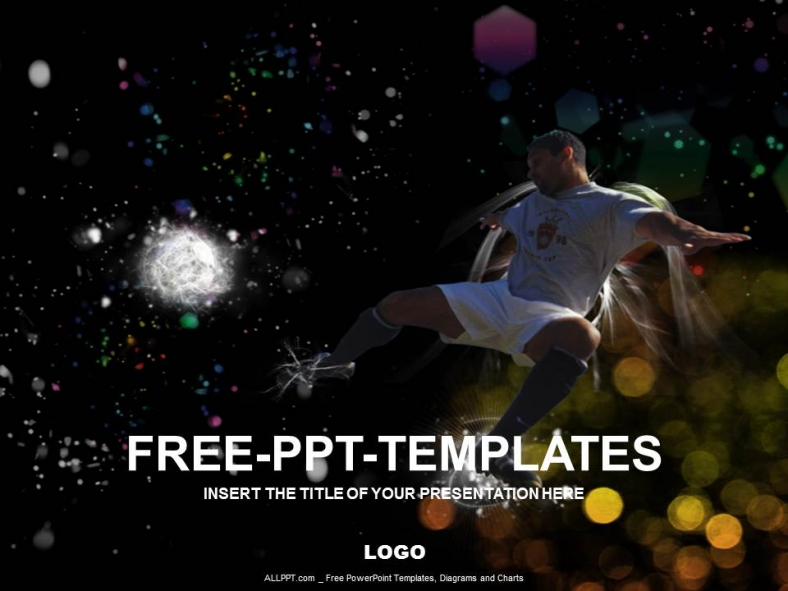 Goal Score Football Ppt Design Download Free Daily Updates