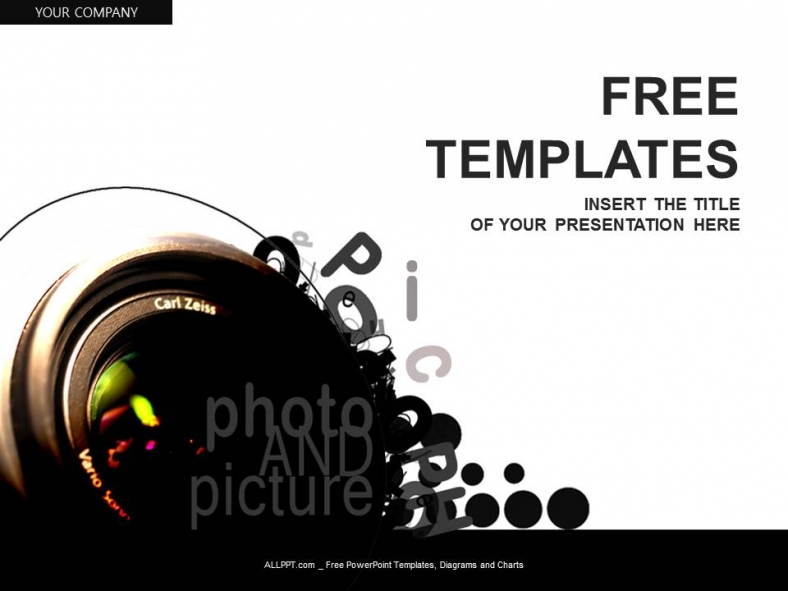 Photography camera ppt design download free daily updates photography camera ppt design toneelgroepblik Choice Image