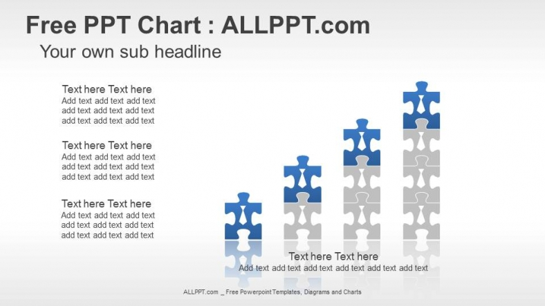 Puzzle Pieces Ppt Charts Download Free Daily Updates