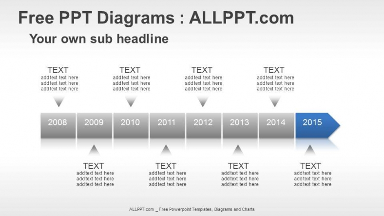 8 Years Timeline Ppt Diagrams Download Free CV Templates Download Free CV Templates [optimizareseo.online]