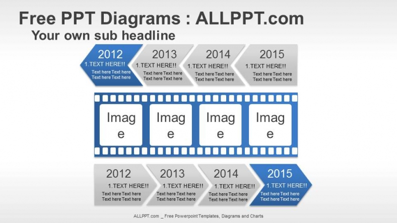 Arrow film timeline ppt diagrams download free arrow film timeline ppt diagrams toneelgroepblik Gallery