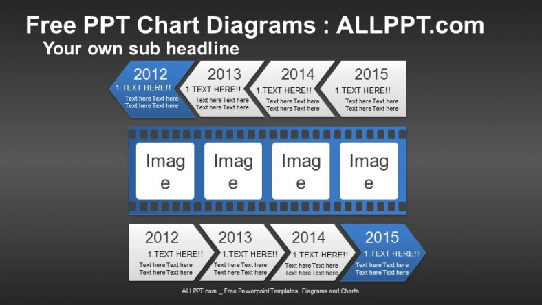 Arrow film timeline ppt diagrams download free arrow film timeline ppt diagrams 2 toneelgroepblik Gallery