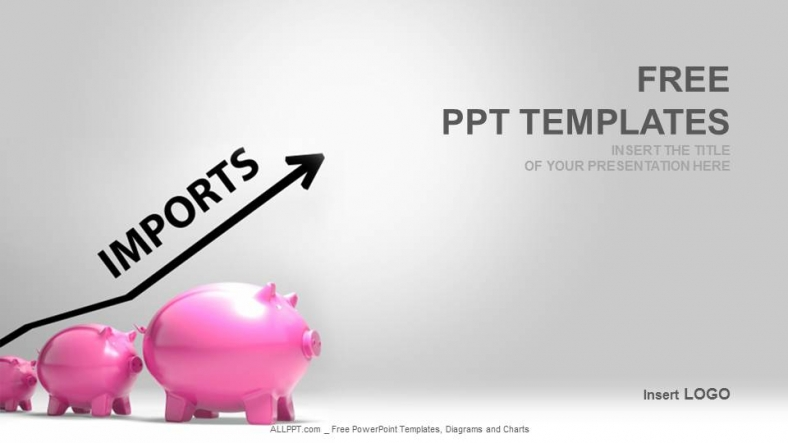 Imports arrow finance powerpoint templates imports arrow finance powerpoint templates 1 toneelgroepblik Images