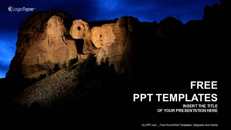 Mount rushmore recreation powerpoint templates mount rushmore recreation powerpoint templates 1 toneelgroepblik Image collections