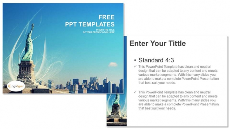 Yorks-Statue-Of-Liberty-Business-PPT-Templates (3)