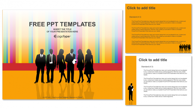 Cooperate silhouette business ppt templates cooperate silhouette business ppt templates 4 toneelgroepblik Image collections