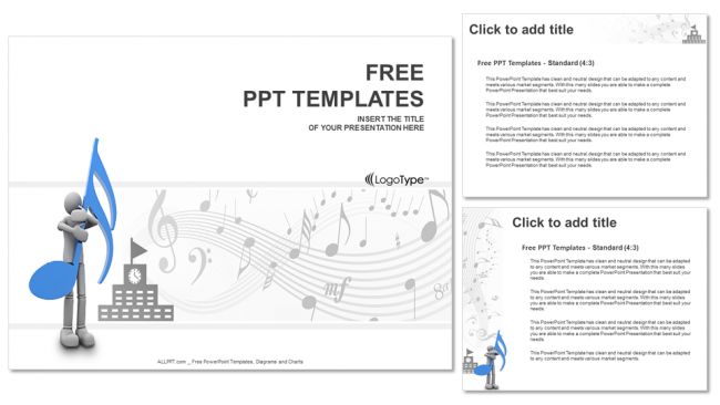 Music schools education powerpoint templates music schools education powerpoint templates 4 toneelgroepblik Images