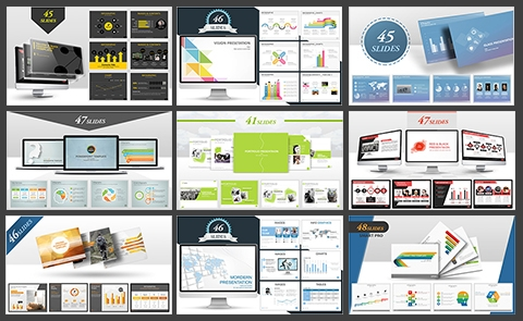 professional powerpoint templates p