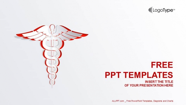 medical background for ppt