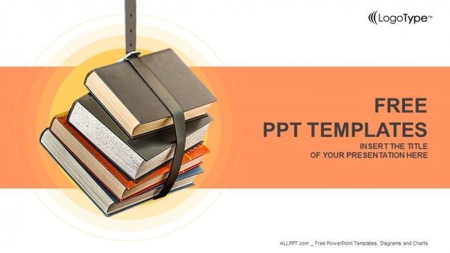 Stack of books powerpoint templates stack of books powerpoint templates 1 toneelgroepblik Choice Image