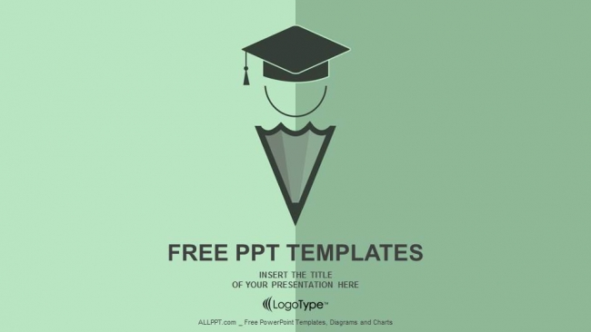 Education Concept PowerPoint Templates - Awesome replace powerpoint template concept