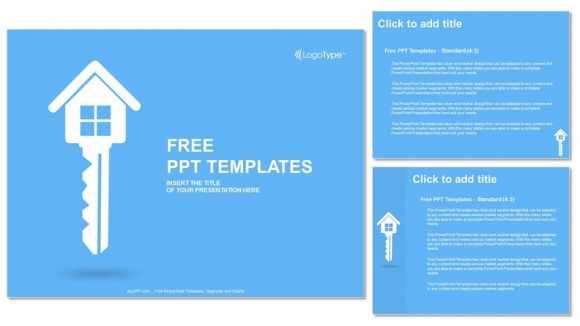 Real estate key powerpoint templates real estate key powerpoint templates 4 toneelgroepblik Choice Image