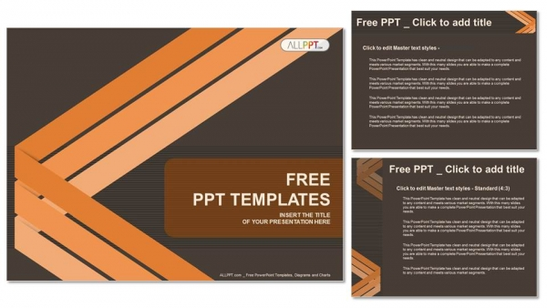 Abstract background with lines powerpoint templates abstract background with lines powerpoint template 4 toneelgroepblik Choice Image
