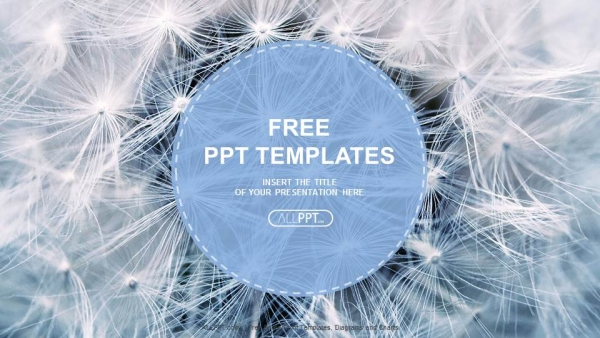Free Abstract Powerpoint Templates Design - Best of flower powerpoint background concept