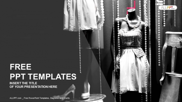 Fashion templates for powerpoint 10