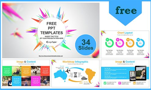 Free cool powerpoint templates design abstract triangle ppt templates powerpoint templates list1 toneelgroepblik Gallery
