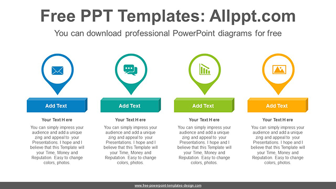 Placemark icon powerpoint diagram template placemark icon powerpoint diagram template post image toneelgroepblik Image collections