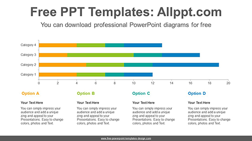 Stacked bar chart PowerPoint Diagram Template list image stacked bar chart powerpoint diagram template