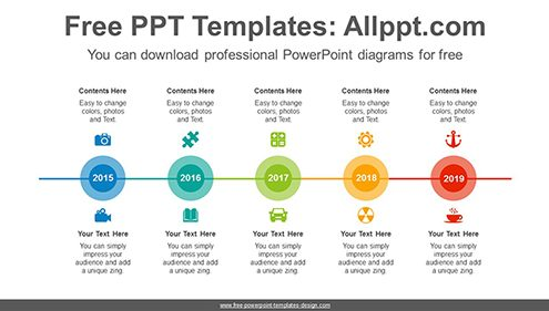 Free powerpoint timeline diagrams overlap circle powerpoint diagram template list image toneelgroepblik Choice Image